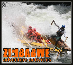 zambezi white water rafting